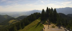 Oberammergau - Panoramablick Bergstation Laber