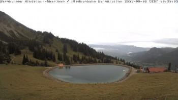 Oberjoch - Wiedhag Alp top station