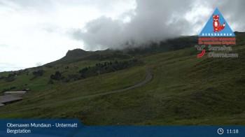 Obersaxen Mundaun: Untermatt Bergstation
