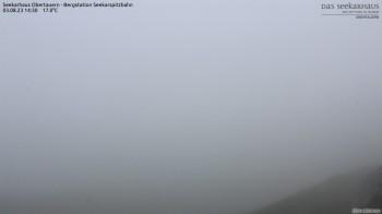 Obertauern: Bergstation Seekarspitzbahn