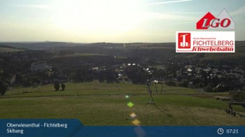 Oberwiesenthal - Fichtelberg Skihang