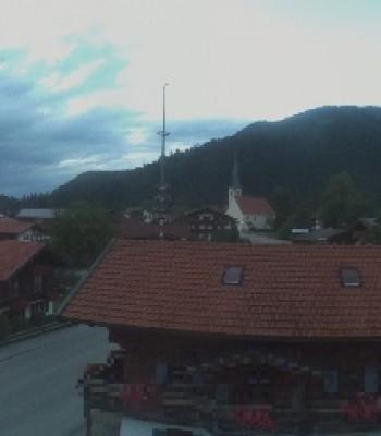 Oberwössen Dorf
