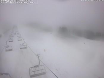 Osthang Panorama-Sesselbahn Skigebiet Postwiese Neuastenberg