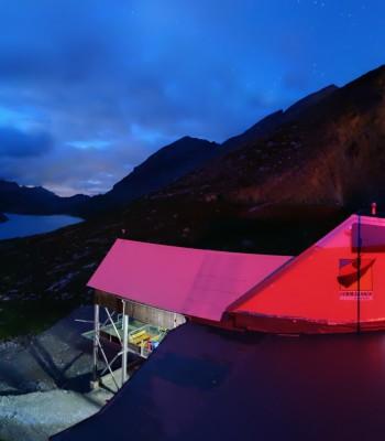 Leukerbad: Panorama Gemmi Pass