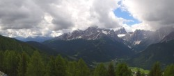 Panorama Helm Drei Zinnen Dolomiten