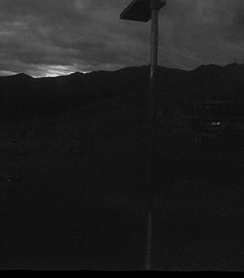 Panoramablick von der Bergstation Watles im Obervinschgau