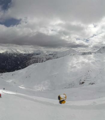 Panoramablick Plansegg