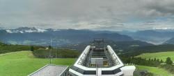 Rittner Horn: Panoramablick Schwarzseespitze