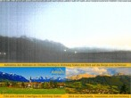 Panoramablick von Buching nach Süden