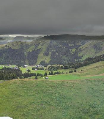 Panoramakamera Damüls – Bergstation Uga Express