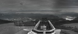 Panoramic view over the Rittner Horn