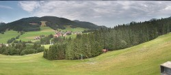 Panoramic view Sorgschrofen lift