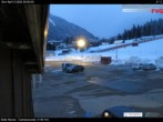 Sella Nevea: Parkplatz Bergbahnen