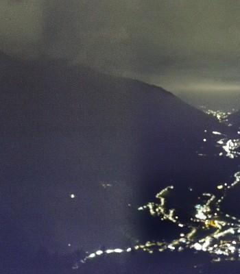 Panoramablick Passeiertal