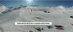 Grand Bornand Ski Resort: Top Station Maroly
