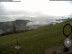 Piste ski resort Steibis, Allgäu