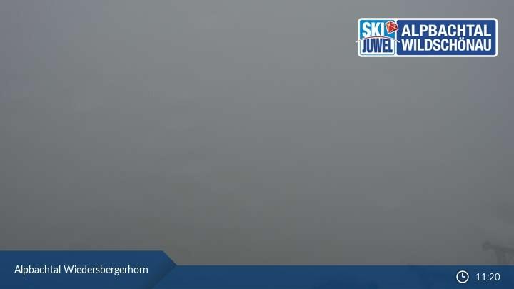 Bergstation Pöglbahn am Wiedersbergerhorn