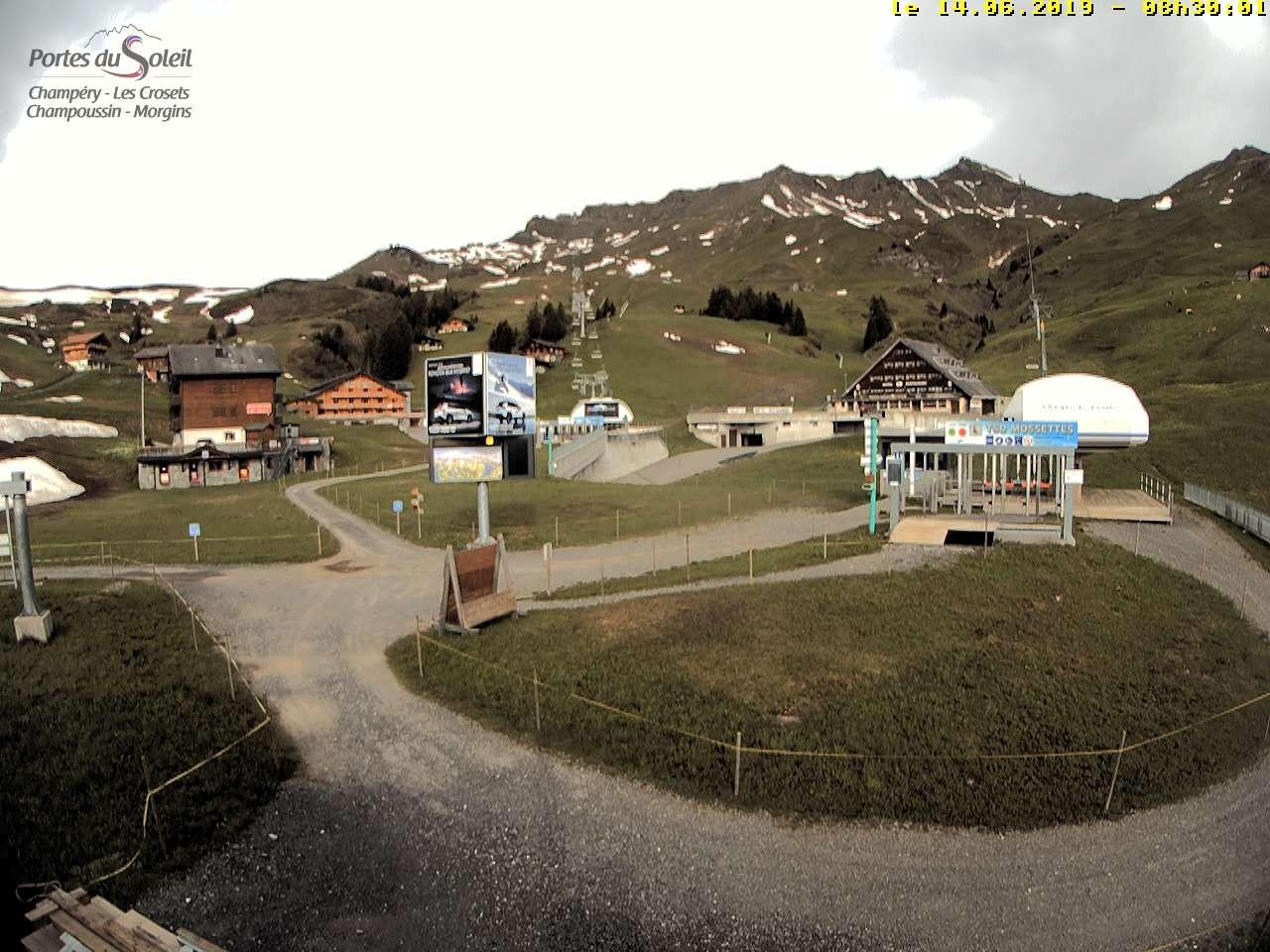 Webcams Portes du Soleil