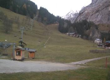 Pralognan la Vanoise - Talstation