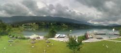 Presseggersee lake (Carinthia)