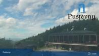 Pustevny Ski Area