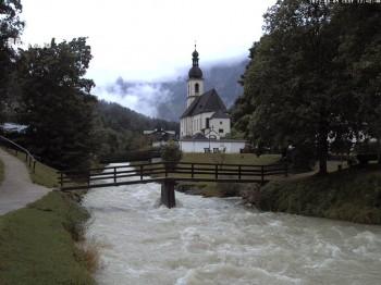 Ramsau bei Berchtesgaden - Ortskirche St. Sebastian