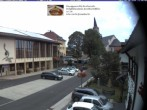 Rathaus und Kirche Schönwald