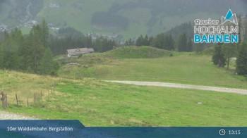 Rauris - Waldalmbahn Bergstation