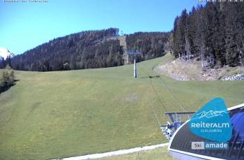 Reiteralm - base station Preunegg Jet