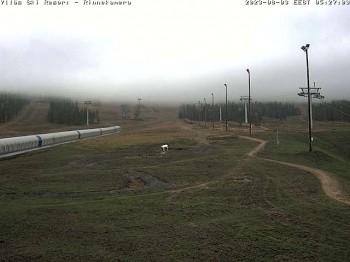 Slope Cam Rinne at Ylläs Ski Resort