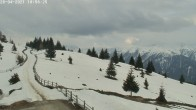 Rodenecker Alm Nordic Area: Starkenfeld Mountain Hut