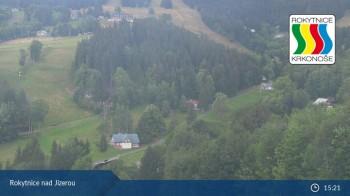 Rokytnice nad Jizerou: View Ski Resort