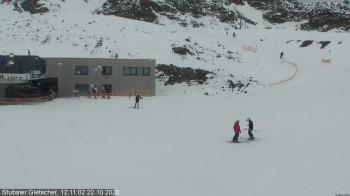 Stubaier Gletscher: Rotadlbahn