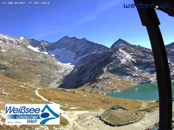Rudolfshütte Weißsee Gletscherwelt