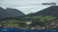 Ruhpolding: Panoramablick auf den Ort