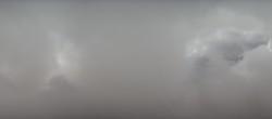 Rundblick Pointe Helbronner (3462 m)