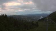 Sadelexpressen Bergstation Skigebiet Åre