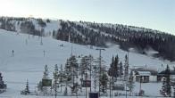 Sälen - Hundfjället - View to the slopes