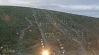Sälen Högfjället - View to the slopes