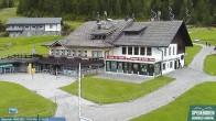 Sammelplatz Skischule