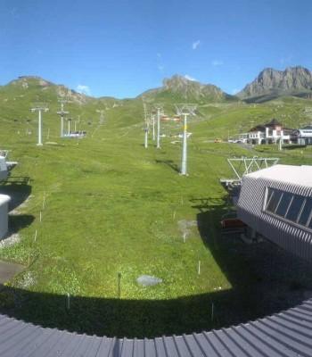 Samnaun Alp Trida: Talstation Viderjochbahnen