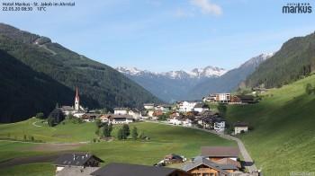 San Giacomo in the Ahrntal valley
