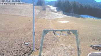 Schlepplift Unternberg in Ruhpolding