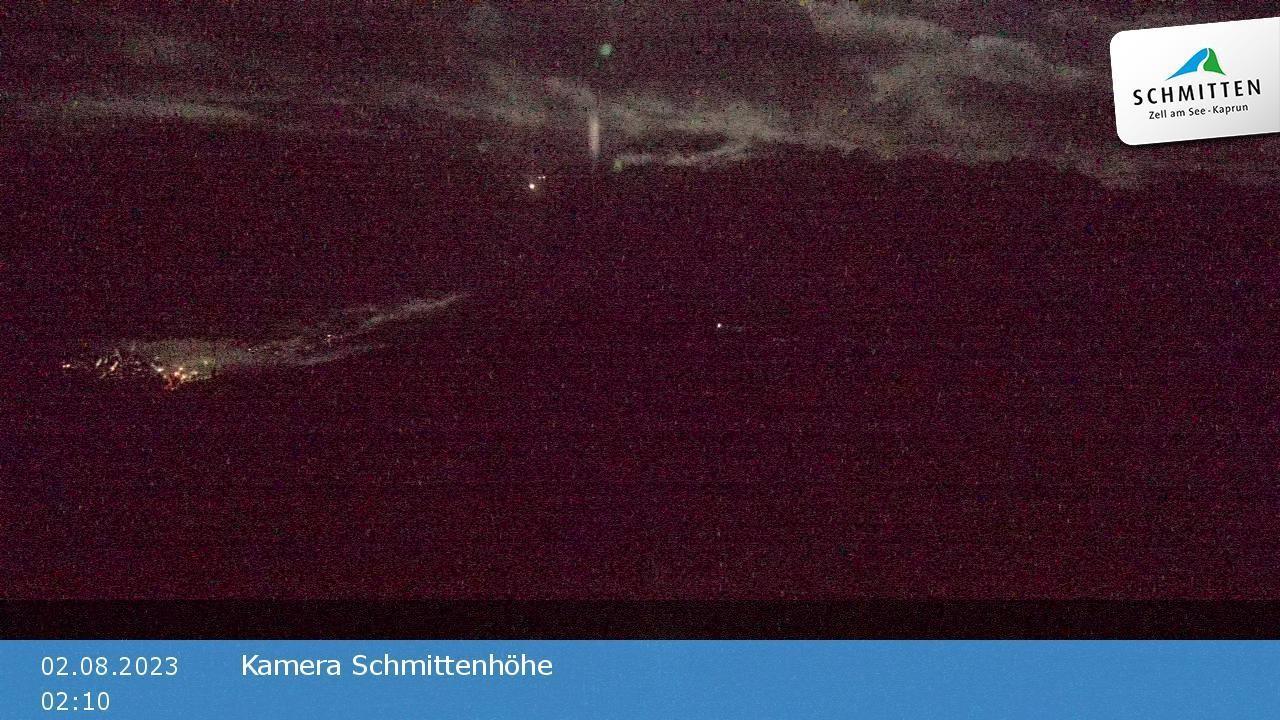 Schmittenhöhe: Blick vom Gipfel