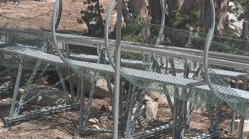 Schneehöhe Heavenly