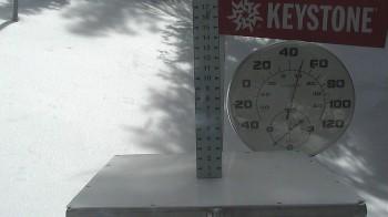 Schneehöhe Keystone