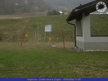 Schneehöhe Livigno