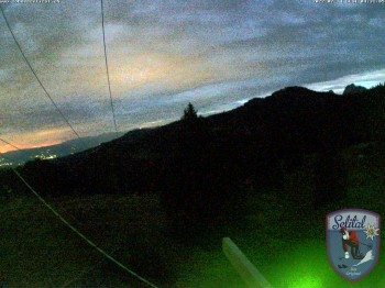 SchneeSelital Skilift