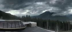 Schöneben ski resort: View base station Höllental