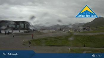 Schönjochbahn ski lift